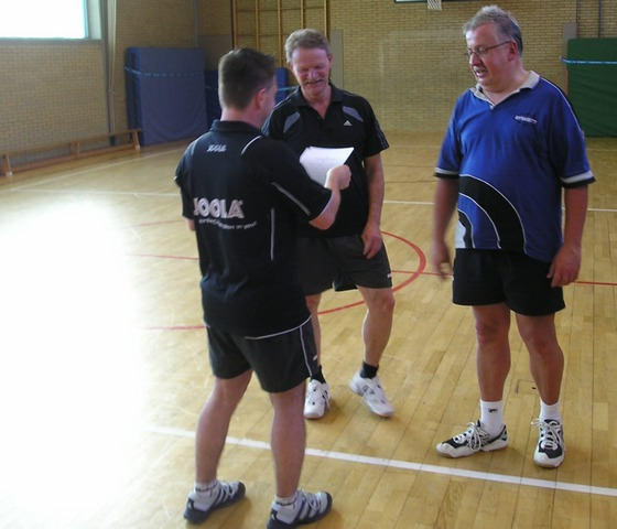 Siegerehrung Doppelvereinsmeisterschaften
