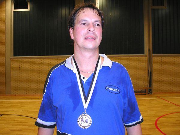 2. Platz Wolfgang Nicklaus