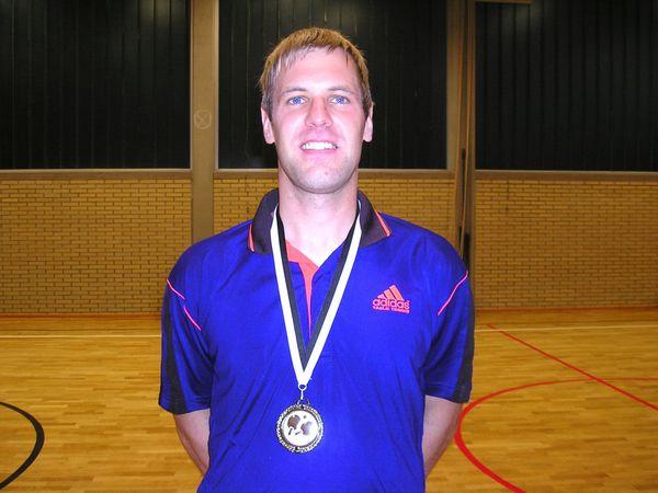 3. Platz Arne Burkard