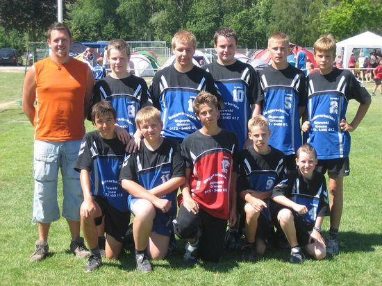 Männl. C - Jugend 2006