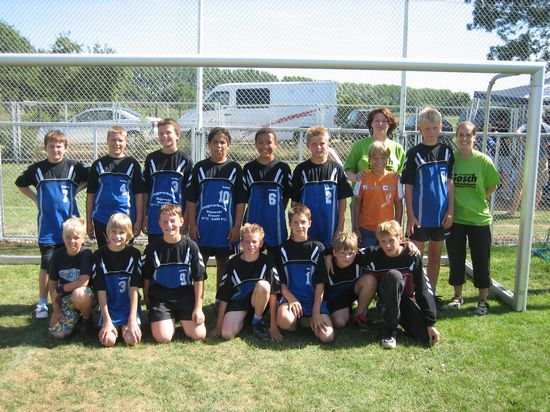 Männl. D - Jugend 2006