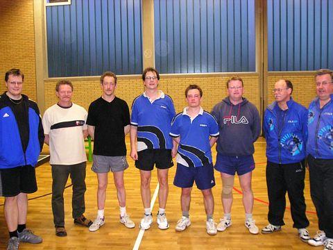 1.-4. Platz Doppel Herren